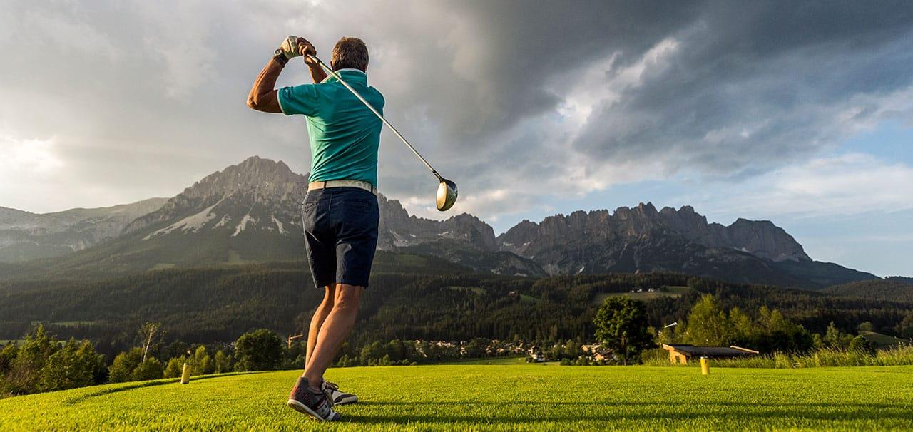 Golf in Ellmau