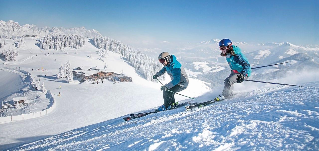 Skifahren Skiwelt