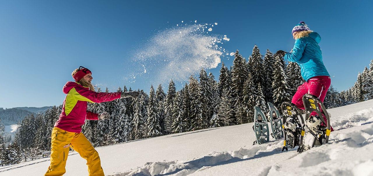 Winterwandern Wilder Kaiser